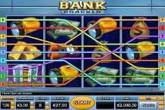 Играть онлайн в Bank Cracker