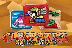 Играть онлайн в Cleopatra Queen Of Slots