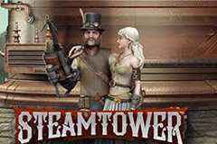 Играть онлайн в Steam Tower