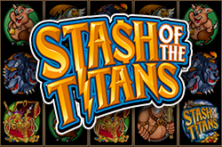 Играть онлайн в Stash Of The Titans